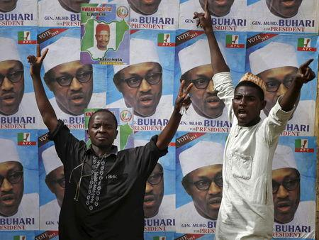 Buhari claims victory in historic Nigerian vote