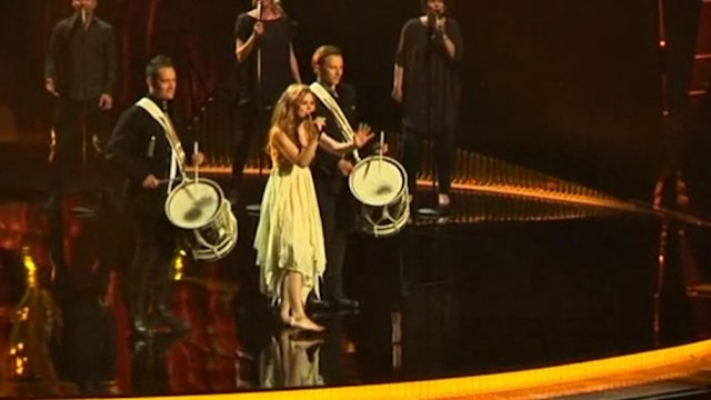 Emmelie de Forest aus Dnemark gewinnt den Eurovision Song Contest