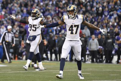 Fantasy football advice, Week 12: Who to start/sit for Rams vs. Bengals