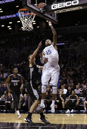 No. 3 Kentucky beats Providence 79-65