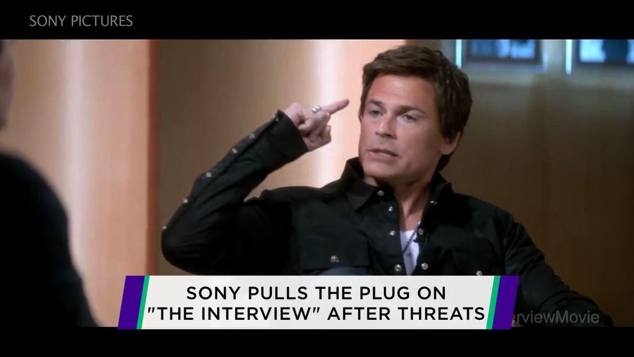 Sony pulls plug on 'The Interview'; Oracle finally gets a lift from the cloud; Rite Aid soars