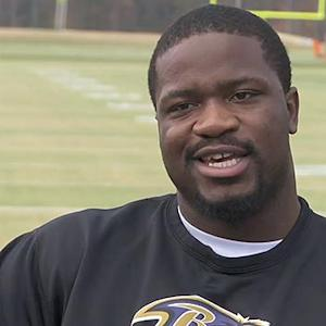 Jameel McClain on his inspirational return