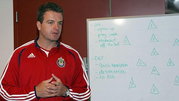 New Chivas USA sporting director promises winning, pride