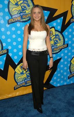 Amanda Bynes MTV Movie Awards - 5/31/2003