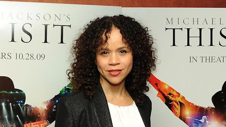 Michael Jackson's This is it New York Premiere 2009 Rosie Perez