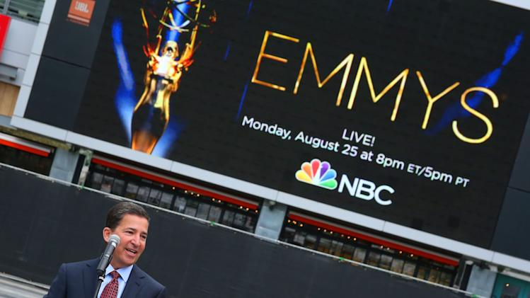 66th Annual Primetime Emmy Awards Press Preview Day - Red Carpet Rollout