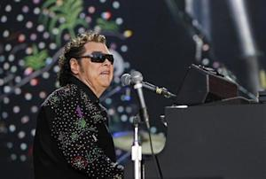 Ronnie Milsap performs during the CMA Music Festival in Nashville