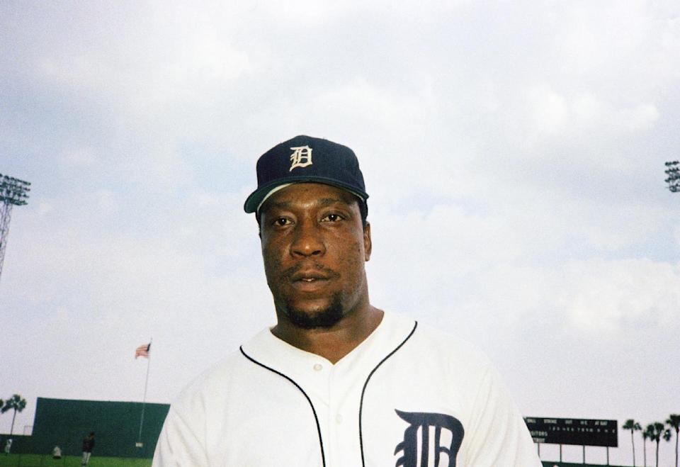 Former Tigers outfielder Gates Brown dies at 74