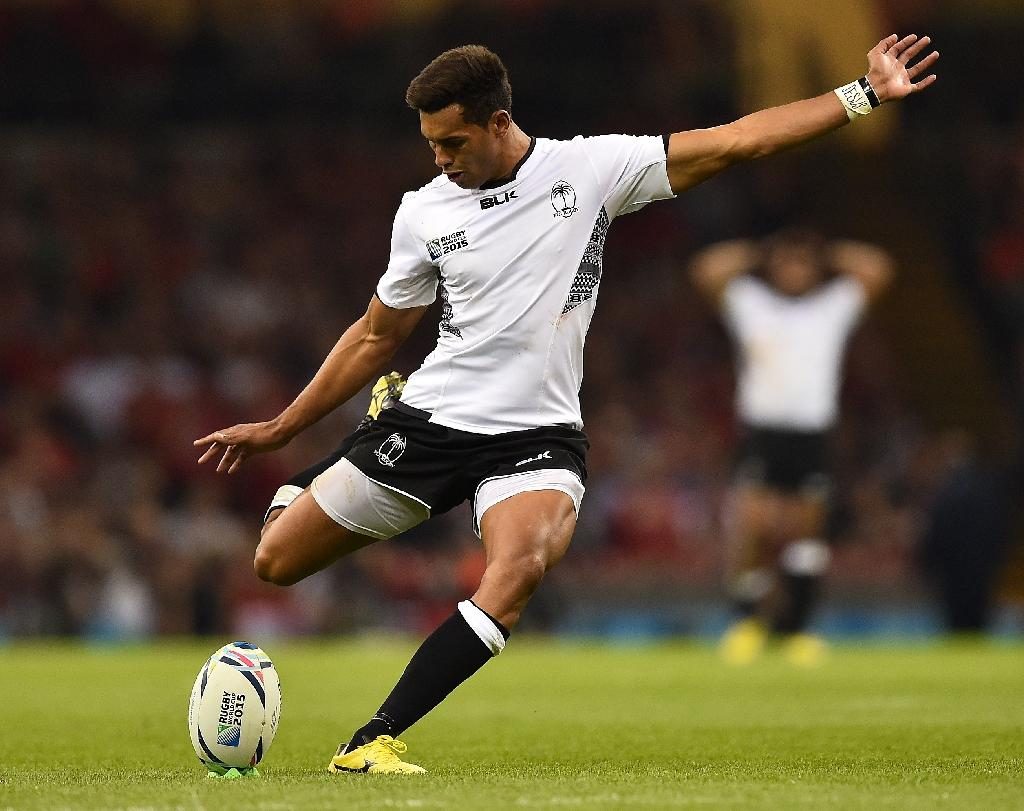 Fiji shine as Pacific teams face Rugby World Cup exits