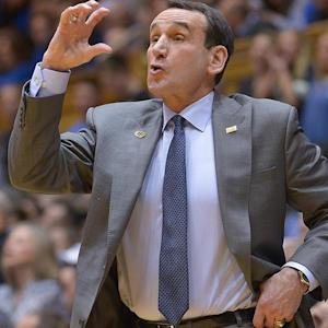 Mike Krzyzewski misses Duke vs. Georgia Tech due to illness