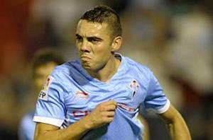 Official: Liverpool signs Aspas from Celta Vigo