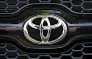 Toyota said Friday that its fiscal first-quarter profit skyrocketed to $3.71 billion as the Japanese auto giant recovered from last year&#39;s quake-tsunami disaster