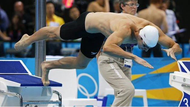 Magnussen eases into Olympic 100m free semi-final