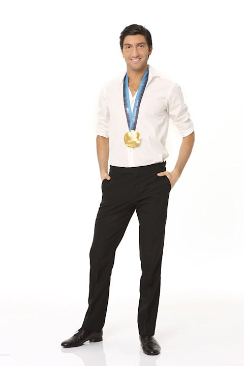 Figure skating Olympic gold medalist Evan Lysacek will compete on the tenth season of &quot;Dancing With the Stars.&quot;