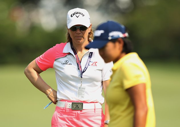 2012 U.S. Women's Open - Preview Day 3