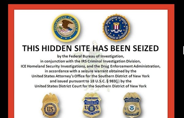 FBI shuts down Silk Road
