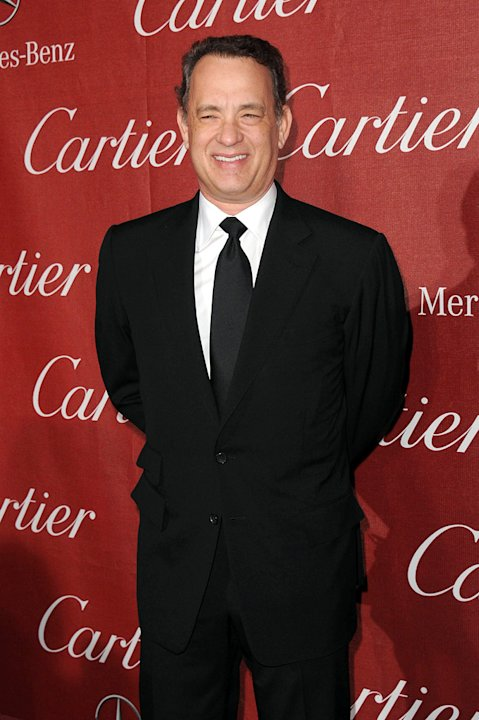 2012 Palm Springs Film Festival Awards Gala Tom Hanks