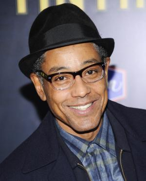 """FILE - In this Dec. 11, 2011 file photo, actor Giancarlo Esposito attends the premiere of """"The Adventures of Tintin"""" at the Ziegfeld Theatre in New York. Esposito, Bob Dishy, Zach Grenier, Ron Cephas Jones and Tonya Pinkins will star in """"Storefront Church,"""" the final piece in John Patrick Shanley's """"Church and State"""" trilogy of plays. Previews begin on May 16 off-Broadway. (AP Photo/Evan Agostini, file)"""