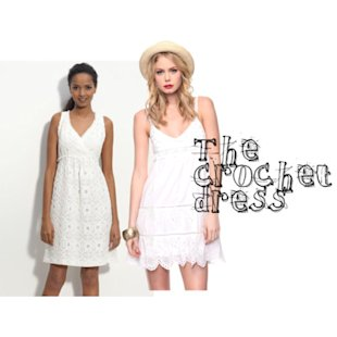 The Crochet Dress