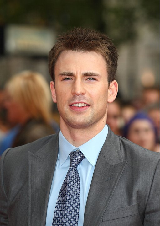 Scott Pilgrim vs the World UK premiere 2010 Chris Evans