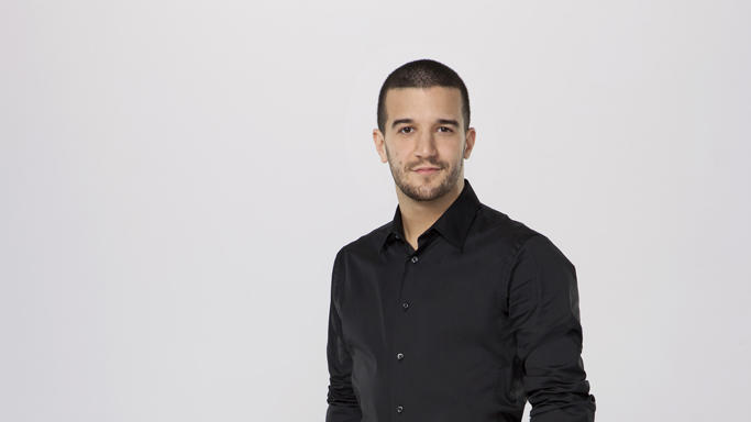 "Mark Ballas, who returns for her 10th season, competes on Season 14 of ""Dancing With the Stars."""