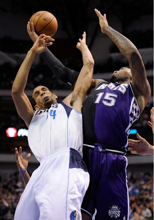 NBA: Sacramento Kings at Dallas Mavericks