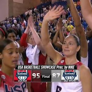 USA Basketball - Red vs. White