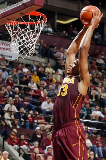 Coleman leads No. 21 Minnesota over FSU 77-68