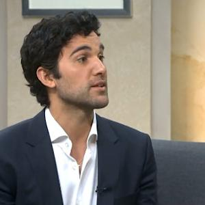 """Juan Pablo Di Pace Plays Jesus In """"A.D. The Bible Continues"""""""