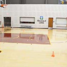 Kevin Love's Cone Hop Basketball Shooting Drill