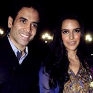Neha Dhupia And Tusshar Kapoor To Feature In Comedy Reality Show