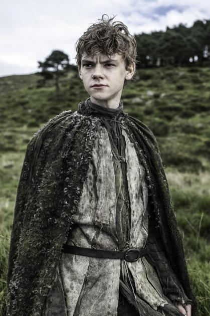 Thomas Brodie Sangster as Jojen Reed in 'Game of Thrones' Season 3 -- Helen Sloan/HBO