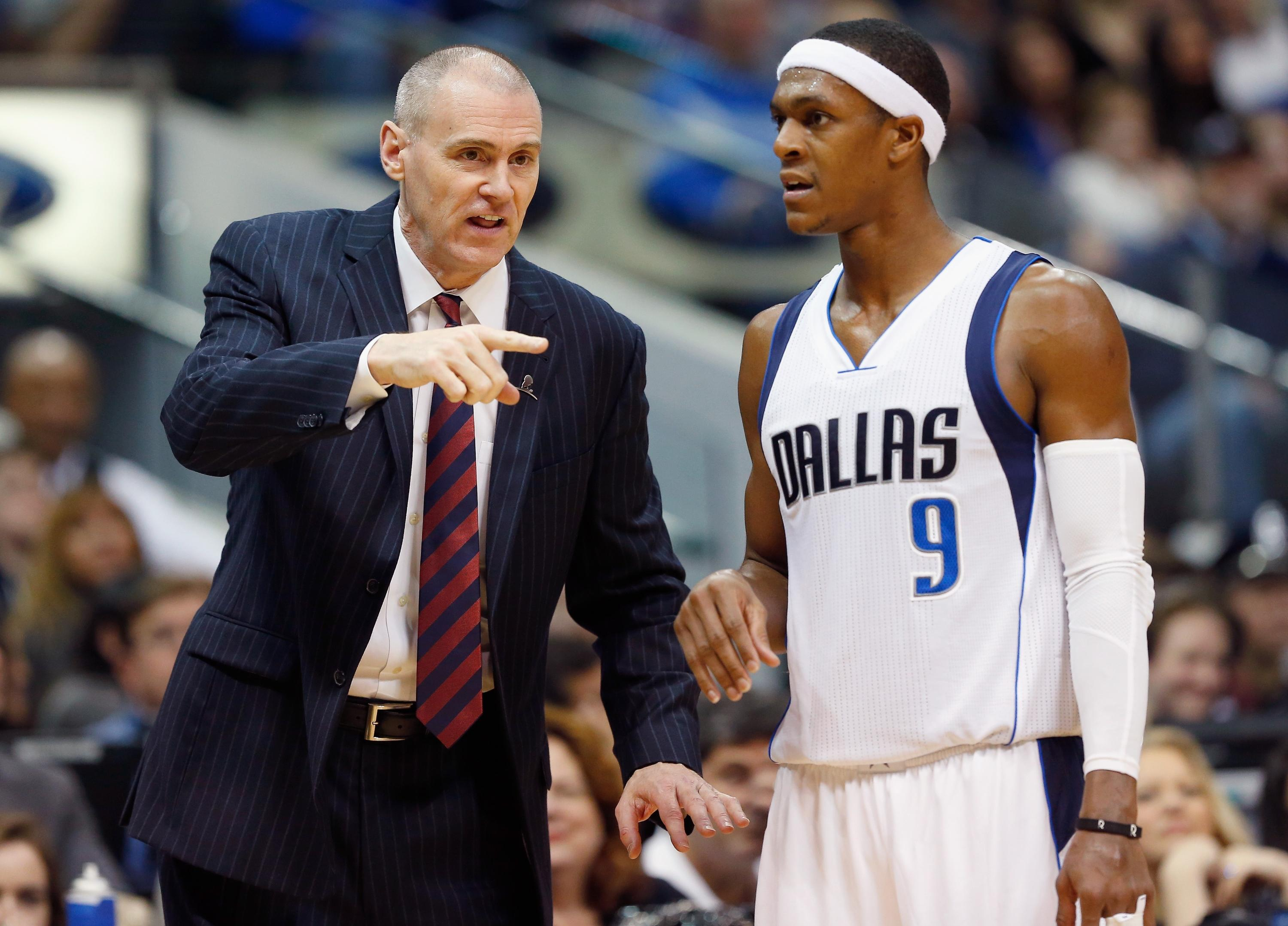 The 10-man rotation, starring Rondo, Carlisle and scenes from failed marriages