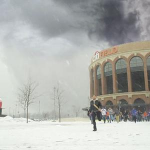 Citi Field makes memorable cameo in Sharknado 2