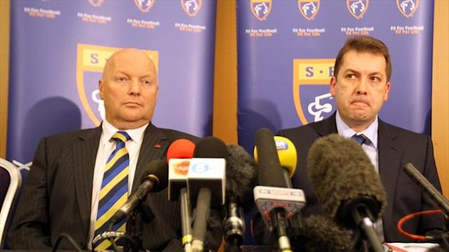 David Longmuir has called for patience from supporters over SFL reconstruction plans