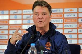 Van Gaal: Netherlands a nine out of 10