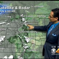 Sunday Forecast: Cloudy With More Snow Coming