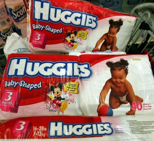 <p>US personal-care products giant Kimberly-Clark said it was exiting its Huggies diaper business in much of western and central Europe, cutting up to 1,500 jobs.</p>