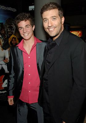 Premiere: Beau Mirchoff and Craig Bierko at the NY premiere of Dimension's Scary Movie 4 - 4/10/2006