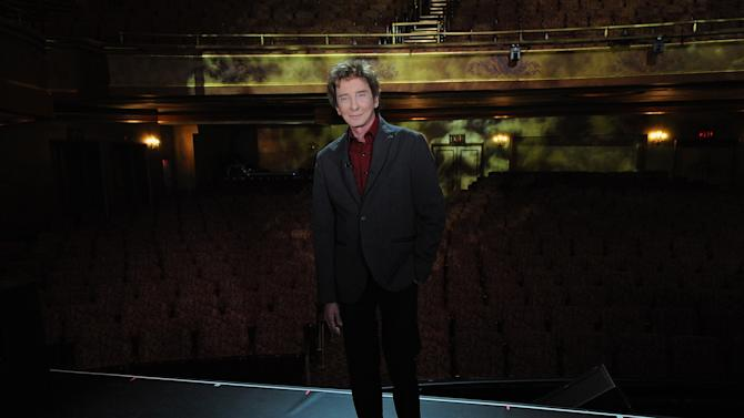 """Manilow On Broadway"" Press Conference"
