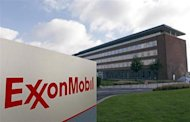 The Belgian headquarters of oil giant ExxonMobil, where Britain's Nicholas Mockford worked, is pictured in Machelen, northern Brussels, October 27, 2012. REUTERS/Sebastien Pirlet