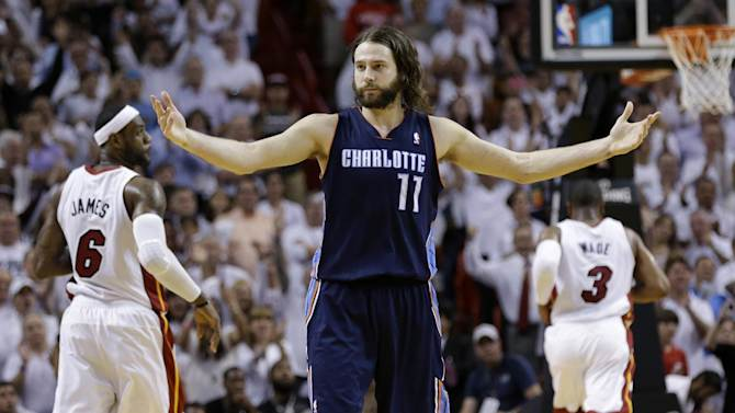 Bobcats' McRoberts fined $20,000 for LeBron foul