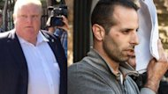 "Toronto Mayor Rob Ford, left, has described his friend and occasional driver Alessandro (Sandro) Lisi as a ""good guy."" Documents related to search warrants that led to Lisi's arrest are to be released Thursday."