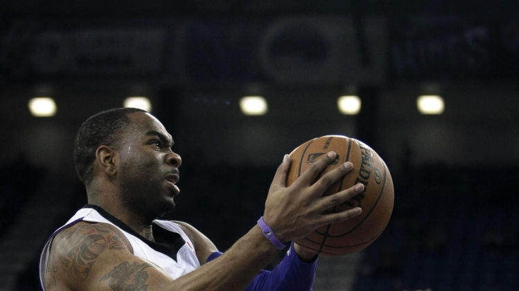 NBA: Philadelphia 76ers at Sacramento Kings