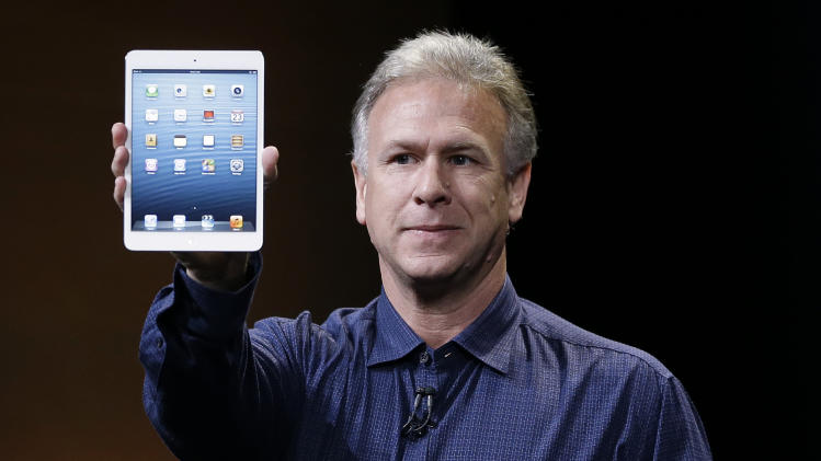 Apple reveals iPad Mini starting at $329