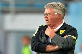 Hiddink resigns as Anzhi boss