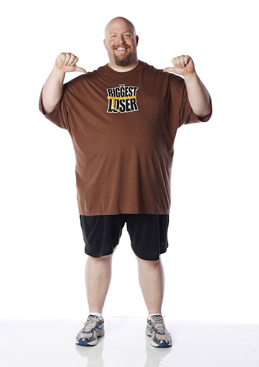 "Ben Shuh competes on the 13th season of ""The Biggest Loser."""