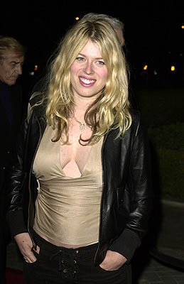 Amanda De Cadenet at the Los Angeles premiere of Paramount Classics' The Gift