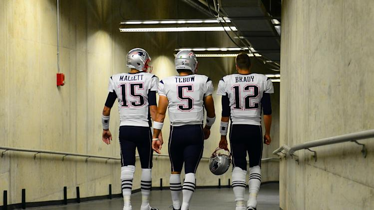 NFL: Preseason-New England Patriots at Detroit Lions