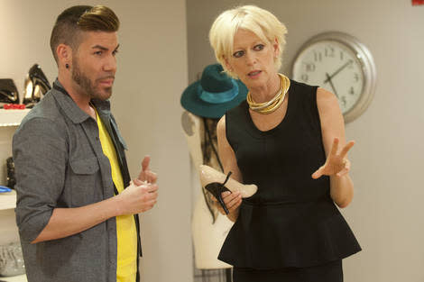 Joanna Coles discusses 'Project Runway All Stars'